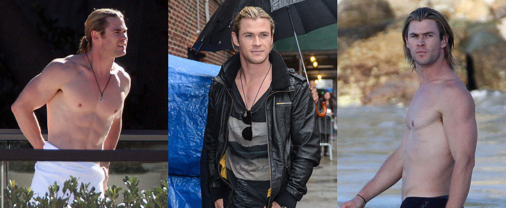30 Times Chris Hemsworth Was Ridiculously Sexy