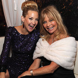 Kate Hudson and Goldie Hawn Couldn't Possibly Have More Fun Together