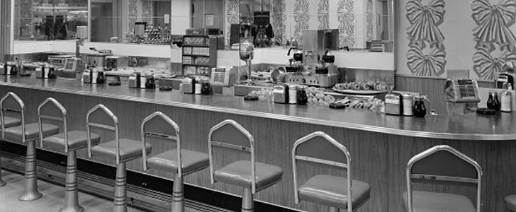 See What Coffee Shops Looked Like Before Starbucks