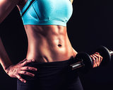 The Secret to Super-Tight Abs
