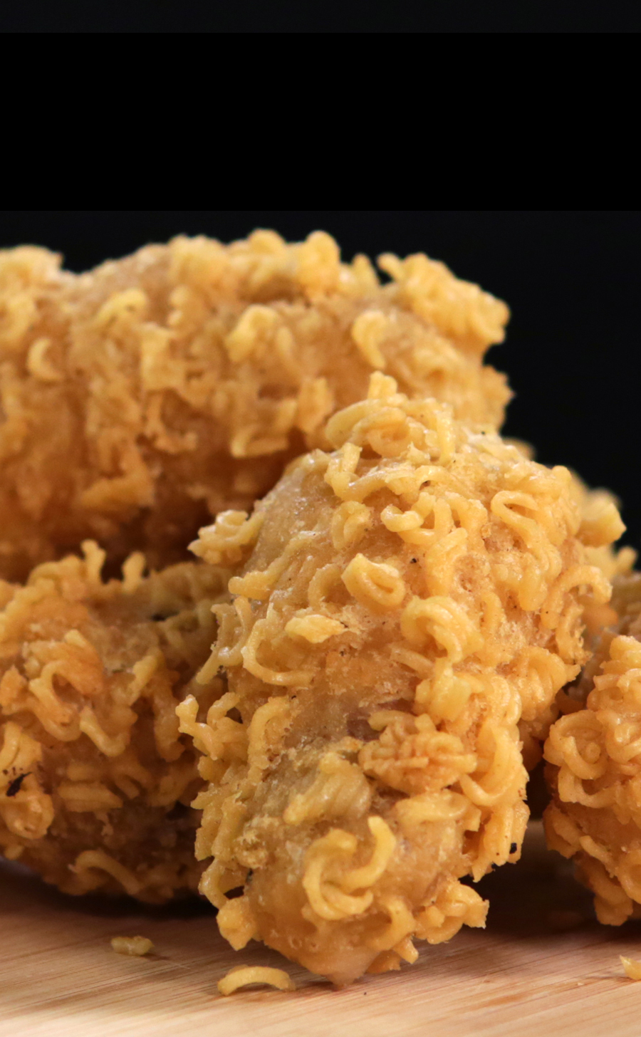 Ramen-Crusted Fried Chicken | What Was the Most Viral Food Hybrid of ...