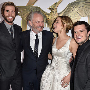 Best of the Mockingjay — Part 1 Press Tour