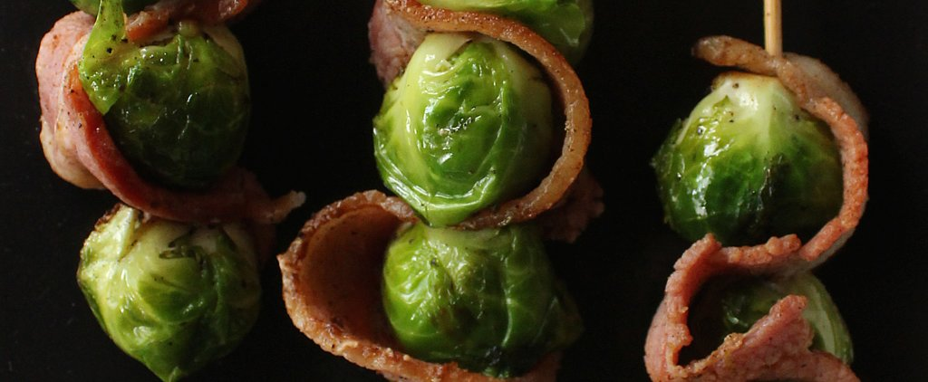 Transform Bacon and Brussels Sprouts Into a Party-Ready Nibble