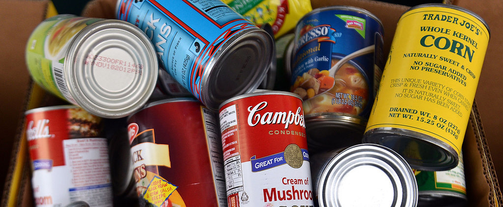 The Best Foods to Donate to a Canned Food Drive