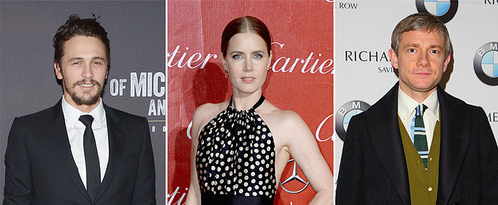 James Franco, Amy Adams, and Martin Freeman Are the Last SNL Hosts of 2014