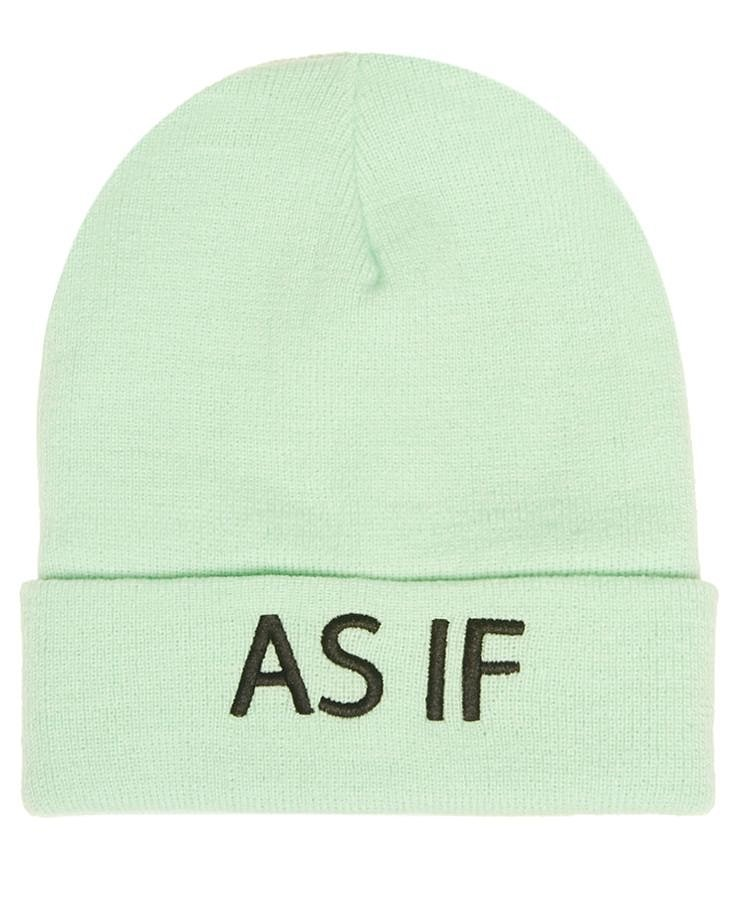 """As If"" Beanie"