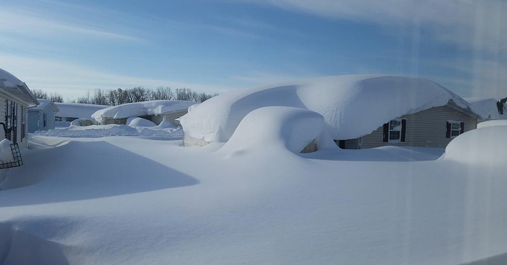The Most Unbelievable Pictures of New York's Severe Snowstorm