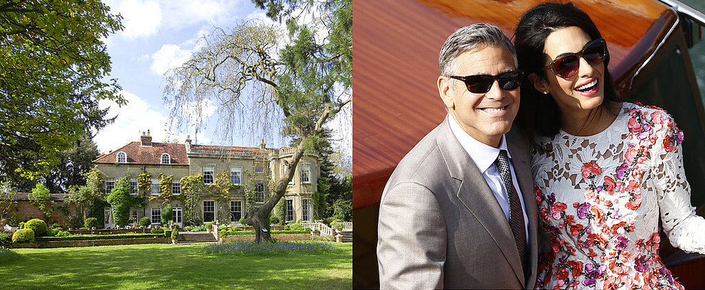 Steal the Look of George and Amal's Newlywed Estate For Less