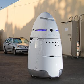 Security Robot Picture