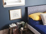 Before and After: A Colorful Bedroom Refresh