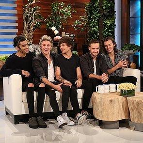 One Direction on The Ellen DeGeneres Show | Video