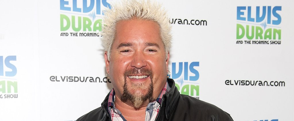 You're Going to Want to See This Throwback Picture of Guy Fieri's Mullet