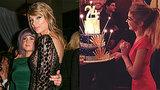 Taylor Swift and Kelly Osbourne Help Sarah Hyland Ring in Her 24th Year
