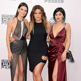 Kendall Jenner Dress at 2014 American Music Awards