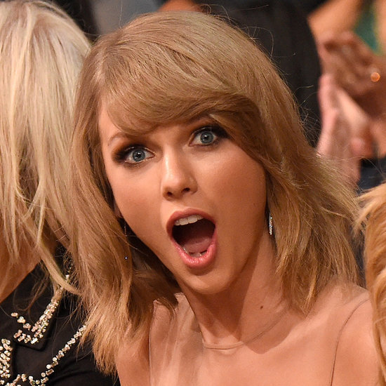 Taylor Swift Reaction GIFs at the AMAs 2014