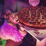 Miley Cyrus Birthday Party Pictures November 2014