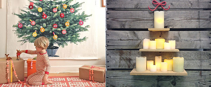 DIY Christmas Trees Perfect For Small Spaces