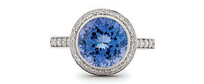 Ditch the Diamond For These Stunning Coloured Engagement Rings