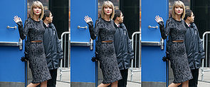 Taylor Swift's Got Your Christmas Party Style Sorted