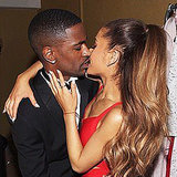 Ariana Grande Kisses Big Sean | Pictures