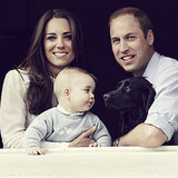 Prince George's Cutest Moments of 2014