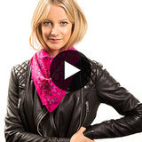 How To: Fun Ways To Tie A Scarf