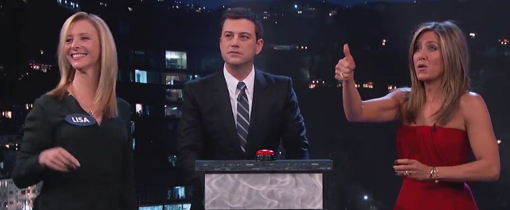 Jennifer Aniston and Lisa Kudrow Have a Lot of Nasty Words For Each Other