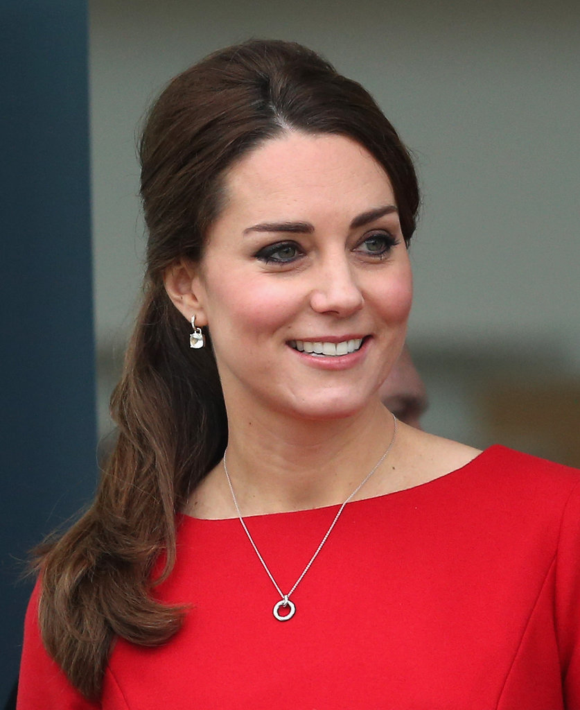 Princess Kate Debuts Baby Bump at Recent Event | TipHero