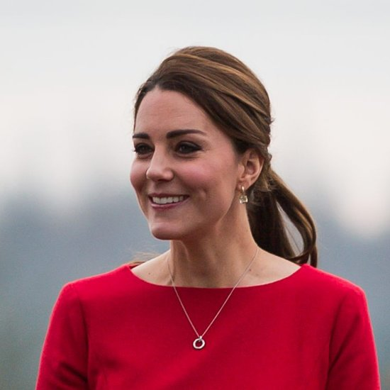 Kate Middleton's Ponytail