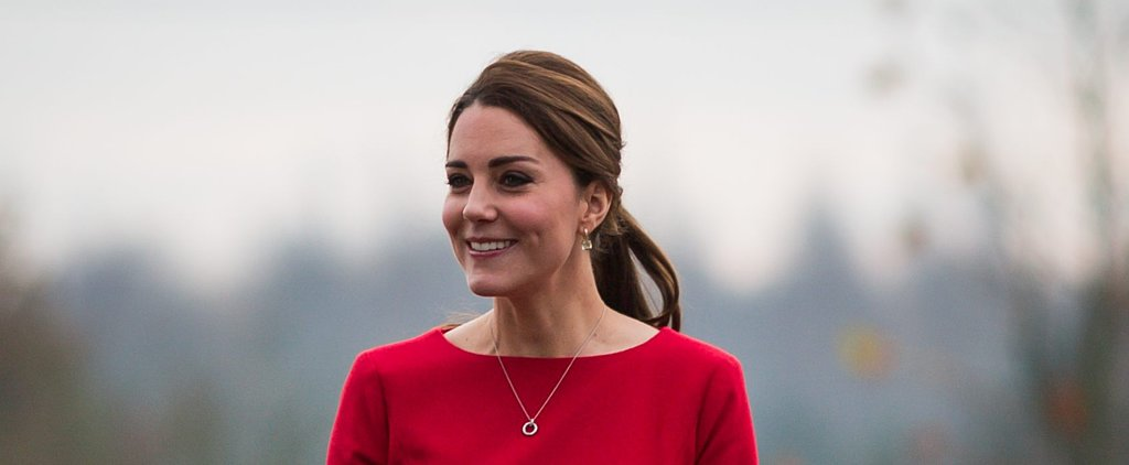 Kate Middleton Makes Even the Humble Ponytail Look Regal