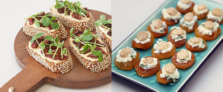 12 Holiday Appetizers Featuring Pantry Items