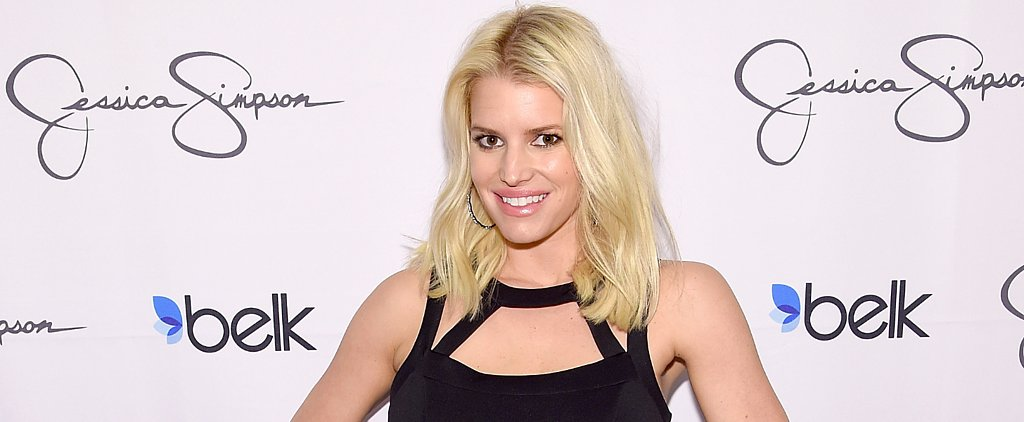 Why Jessica Simpson Is One of Our Favorite Fit Celebs of 2014