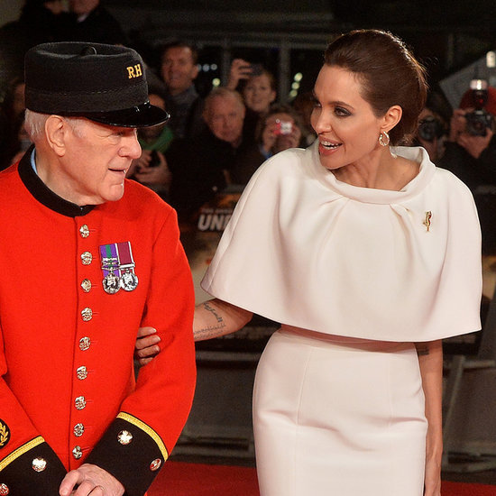 Angelina Jolie at the Unbroken UK Premiere | Photos