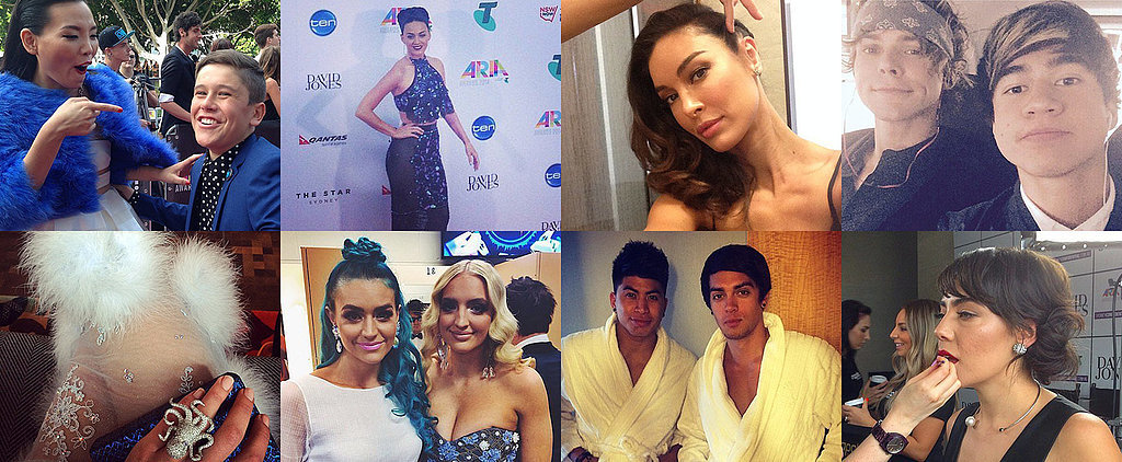 Access All Areas: Social Snaps From the Celebs at the ARIAs