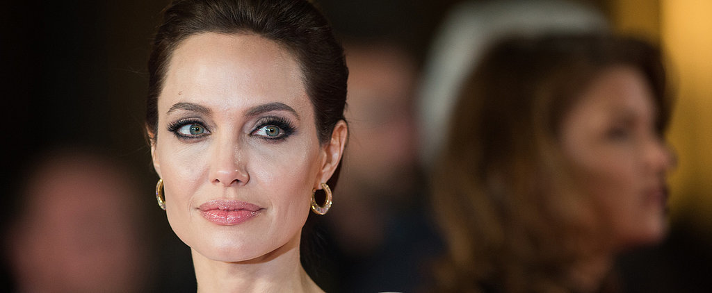 Angelina Jolie Is Considering a Move Into Politics