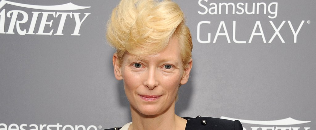 Why We Want Tilda Swinton to Check In Our Coats
