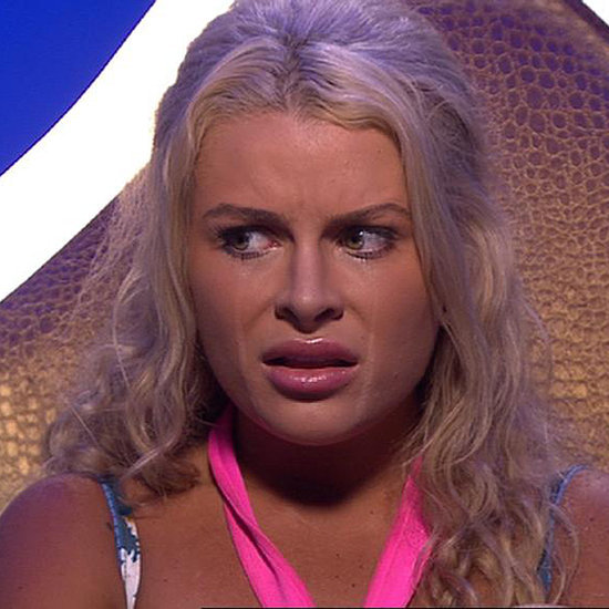 Skye Wheatley Big Brother 2014 Facial Expressions