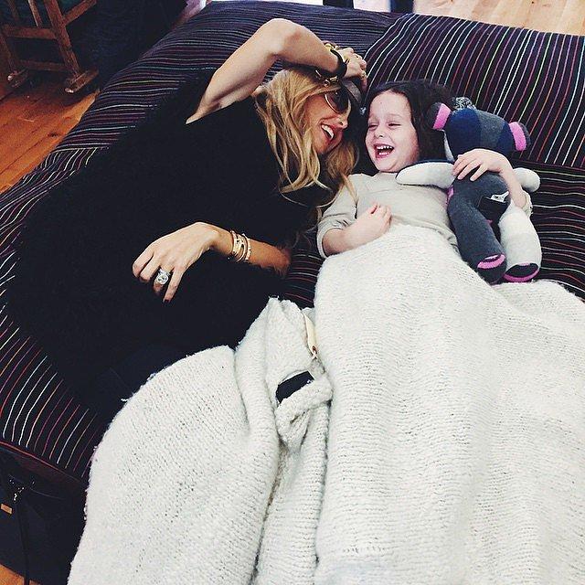 Rachel Zoe Genius Décor Ideas From Instagram: Celebrity Instagram Pictures
