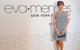 New Mom Eva Mendes Dishes on 'Wild Nights'