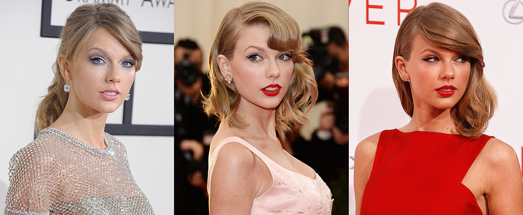 The Year in Taylor Swift's Coyly Raised Eyebrow
