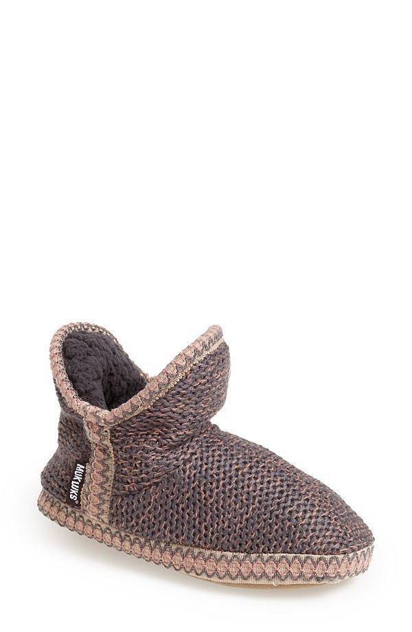 Muk Luks Amira Knit Slipper