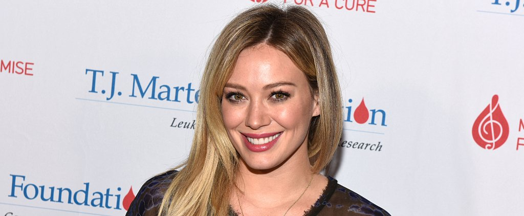 Hilary Duff Reveals What Lizzie McGuire Is Up to Now