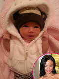 Tila Tequila Debuts Adorable Newborn Daughter Isabella -- See Her Pictures!