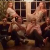 Kate Hudson Thanksgiving Dance Videos 2014