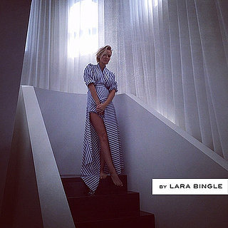 Why Lara Bingle Changed Her Instagram Account