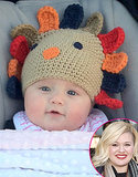 Kelly Clarkson Dressed Her Adorable Daughter River as a Turkey -- See the Pic!