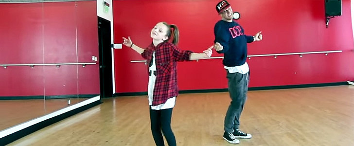 """That Fierce 11-Year-Old Dancer Definitely Knows How to """"Shake It Off"""""""