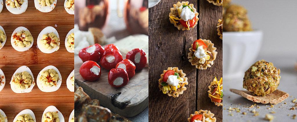 25 Finger Foods That Deserve a High Five