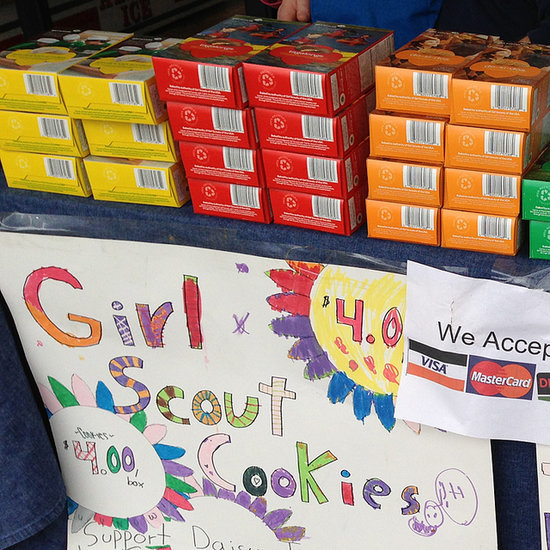 Girl Scout Cookies Sold Online