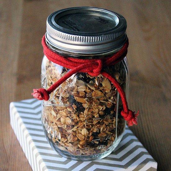 Healthy DIY Mason Jar Gift Ideas
